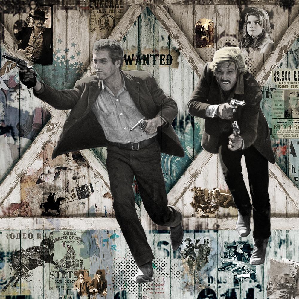 Butch Cassidy and Sun... by  DeVon  - Masterpiece Online