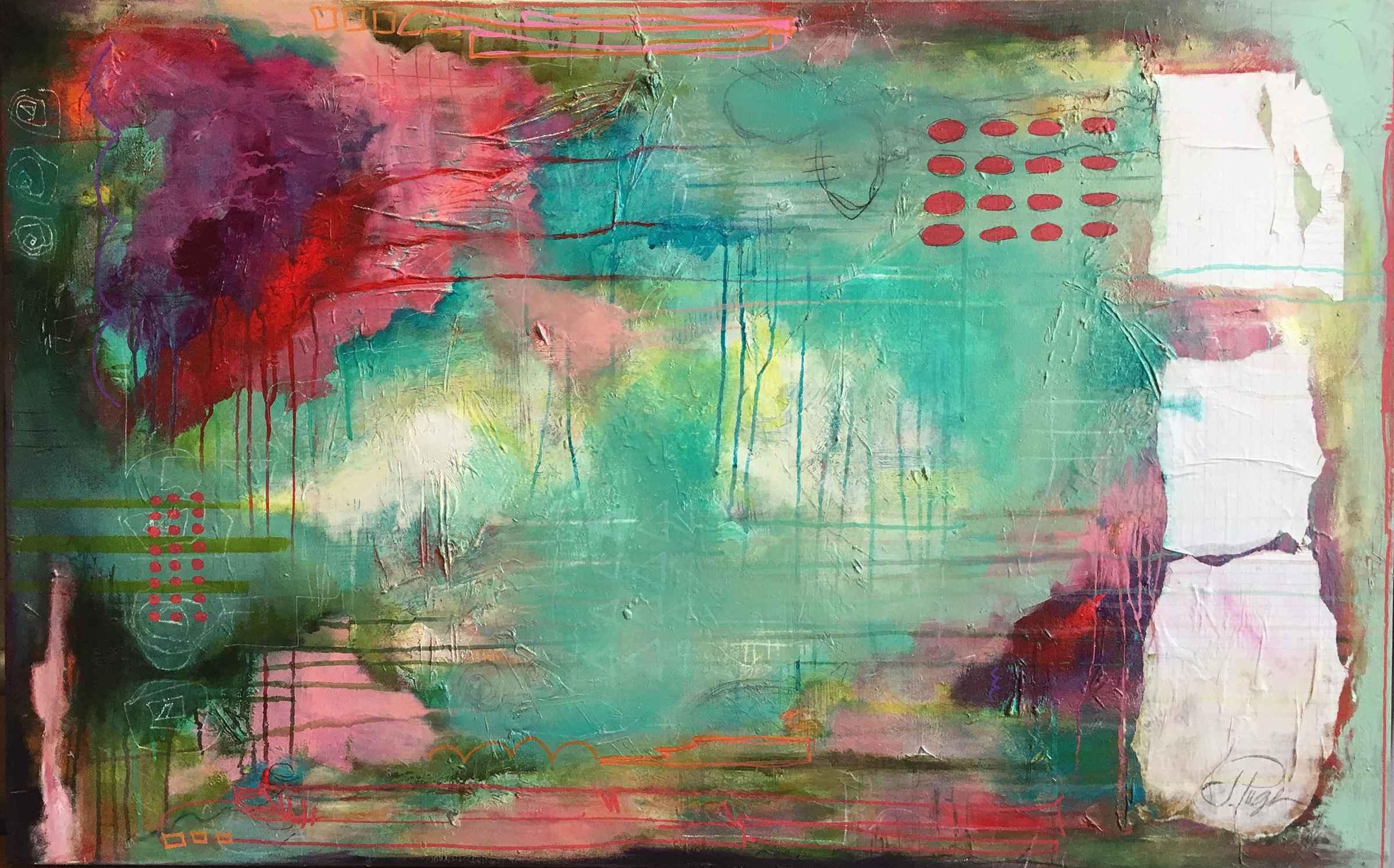 Pen and Paper  by  Jennifer Bricker-Pugh