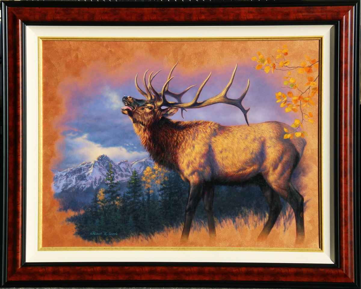 Mountain Monarch by  Robert Copple - Masterpiece Online