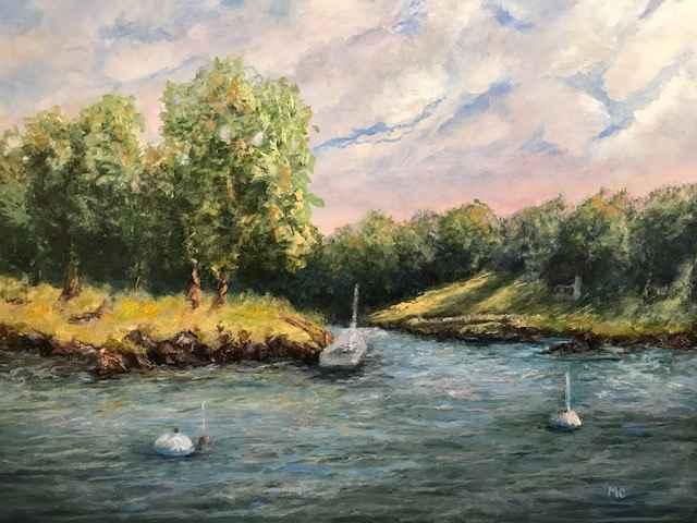 Zeigler's Cove  by  Milan Chilla