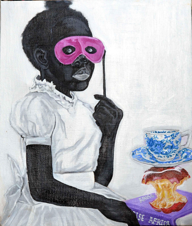 Balancing Fine China by Mr John Madu - Masterpiece Online