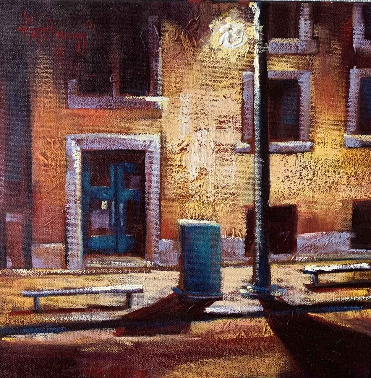 Sleeping City by  Holly McWilliams - Masterpiece Online