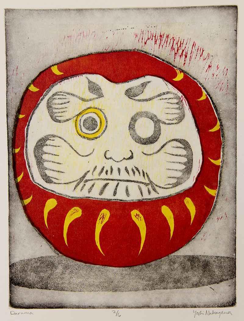 Daruma by  Yoshi Nakagawa - Masterpiece Online