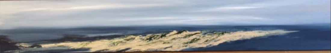 Lone Dune at Morning by  Steve Lyons - Masterpiece Online