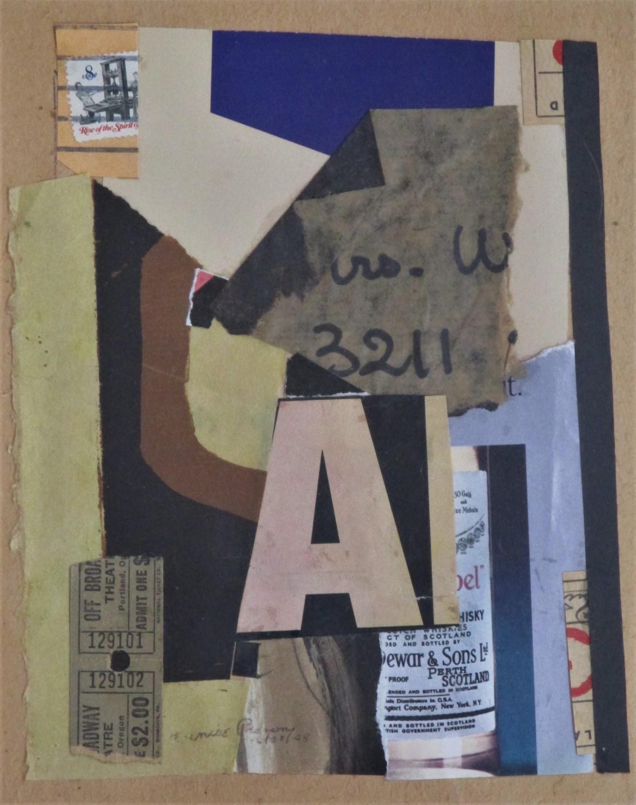 Title Unknown (A1) by  Eunice Jensen Parsons - Masterpiece Online