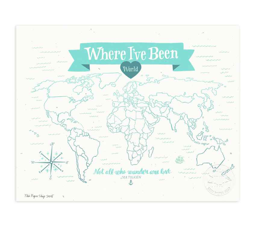 Where We've Been Worl... by  Joel & Ashley Selby - Masterpiece Online