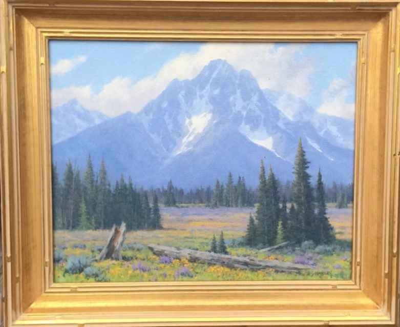 Summer Meadows by  Michael Hadley - Masterpiece Online