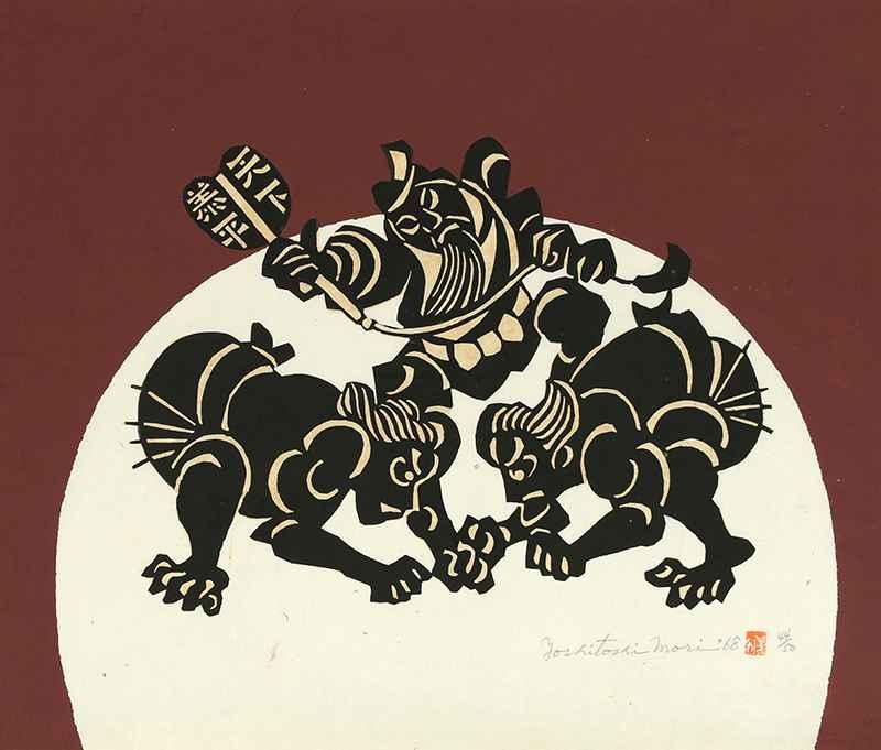 Sumo by  Yoshitoshi Mori - Masterpiece Online