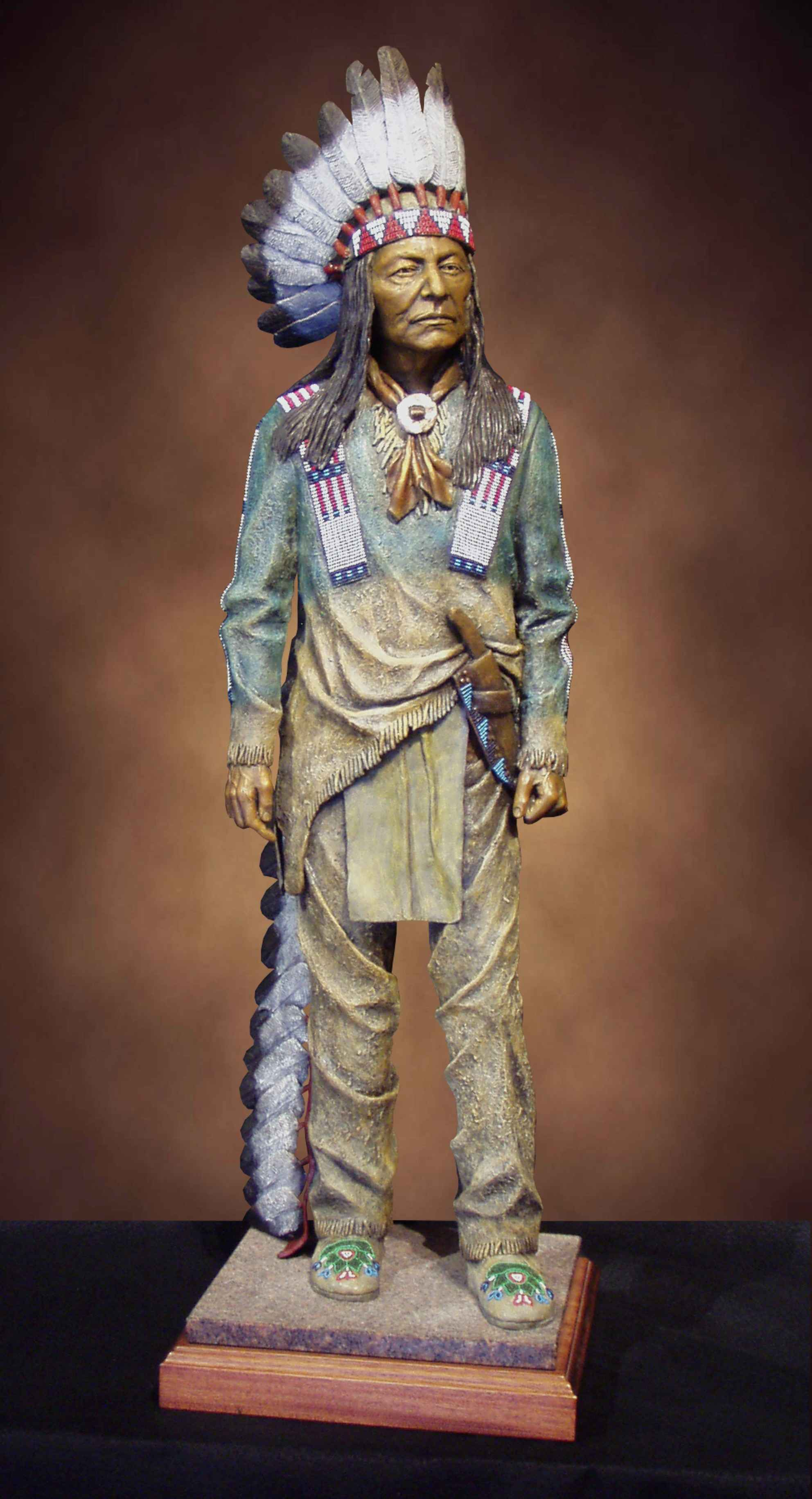 Chief Washakie  # 3/24 by  R. Scott Nickell - Masterpiece Online