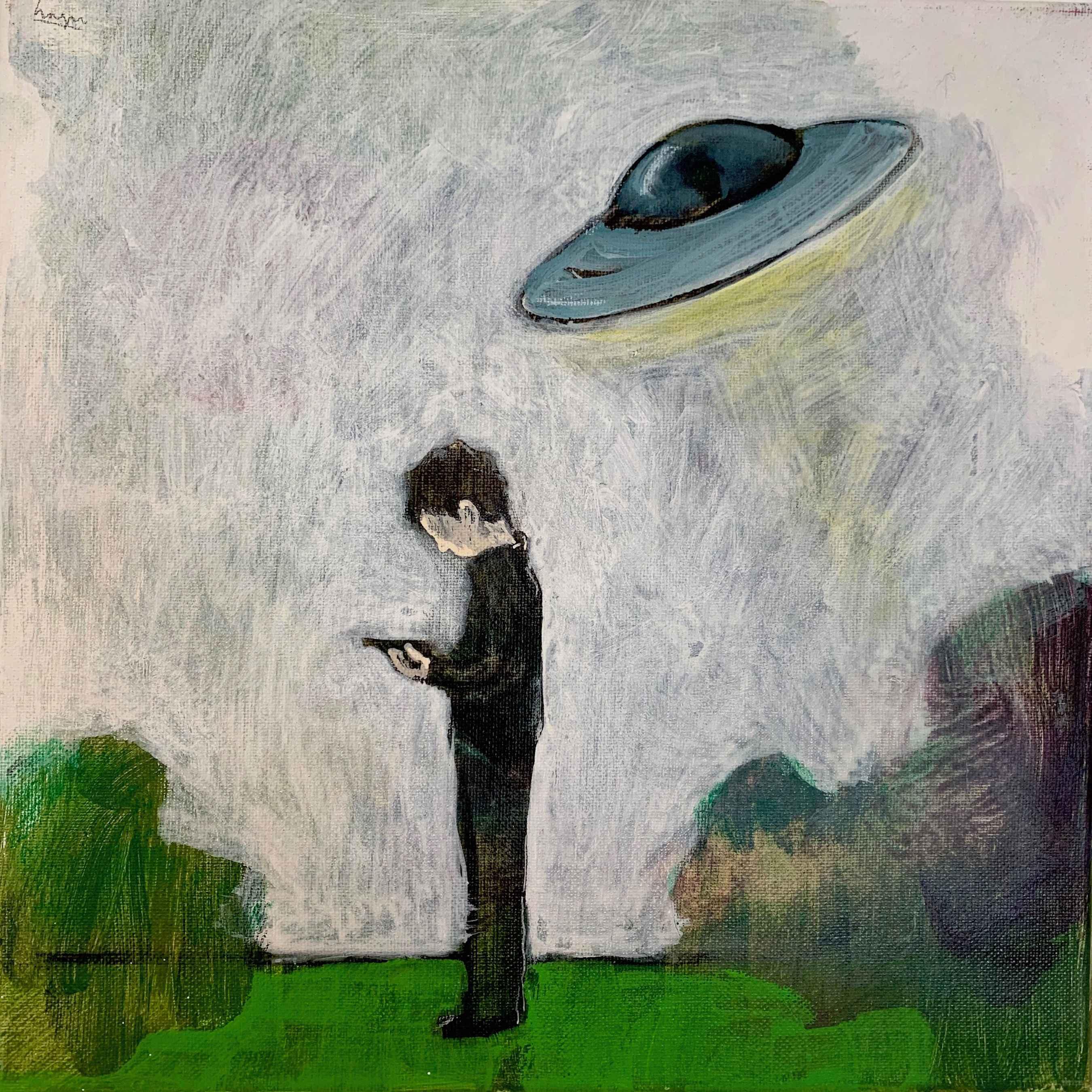 UFO (miss much!) by  Traeger di Pietro - Masterpiece Online