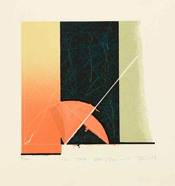 In the Garden-T by  Kiyoshi Tanaka - Masterpiece Online