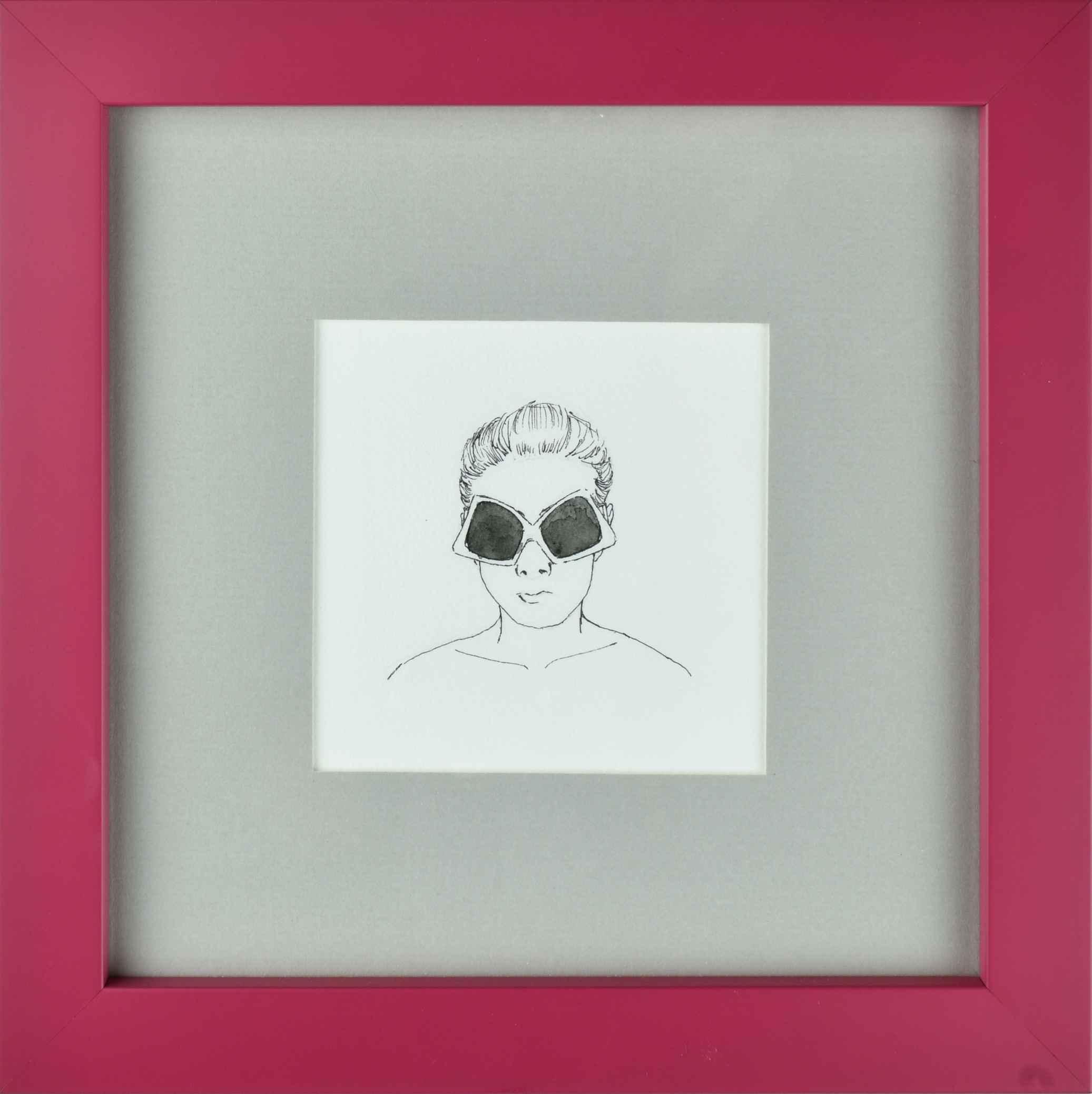 Sunglasses 3 by  Jill Hakala - Masterpiece Online