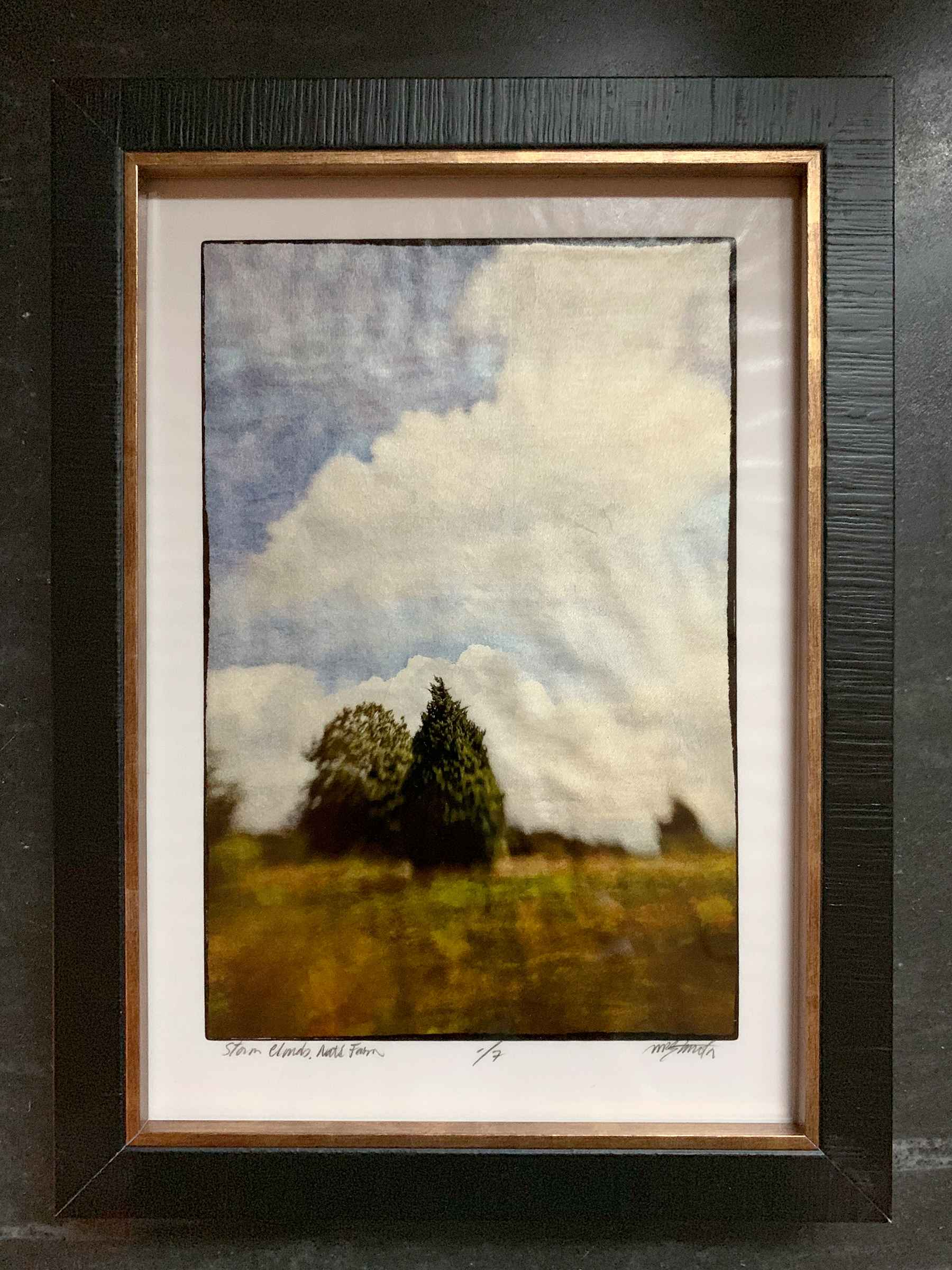 Storm Clouds, Nat's F... by  Michael Stimola - Masterpiece Online