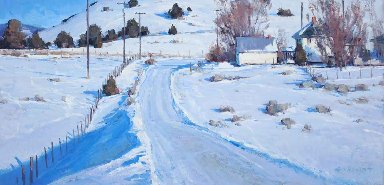 Road Shadow by Mr. & Mrs. Josh Elliott - Masterpiece Online