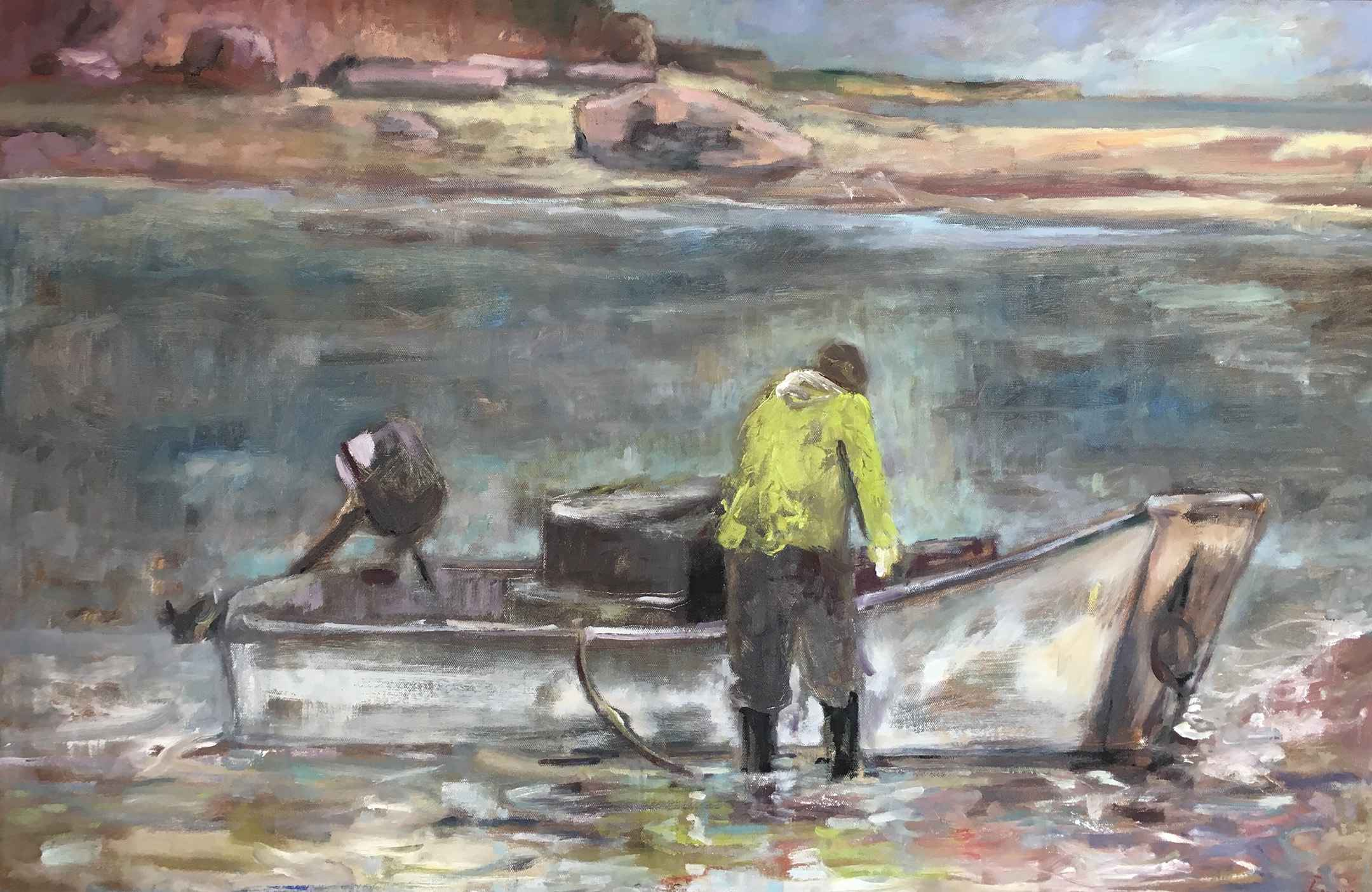 Up Island by  Traeger di Pietro - Masterpiece Online