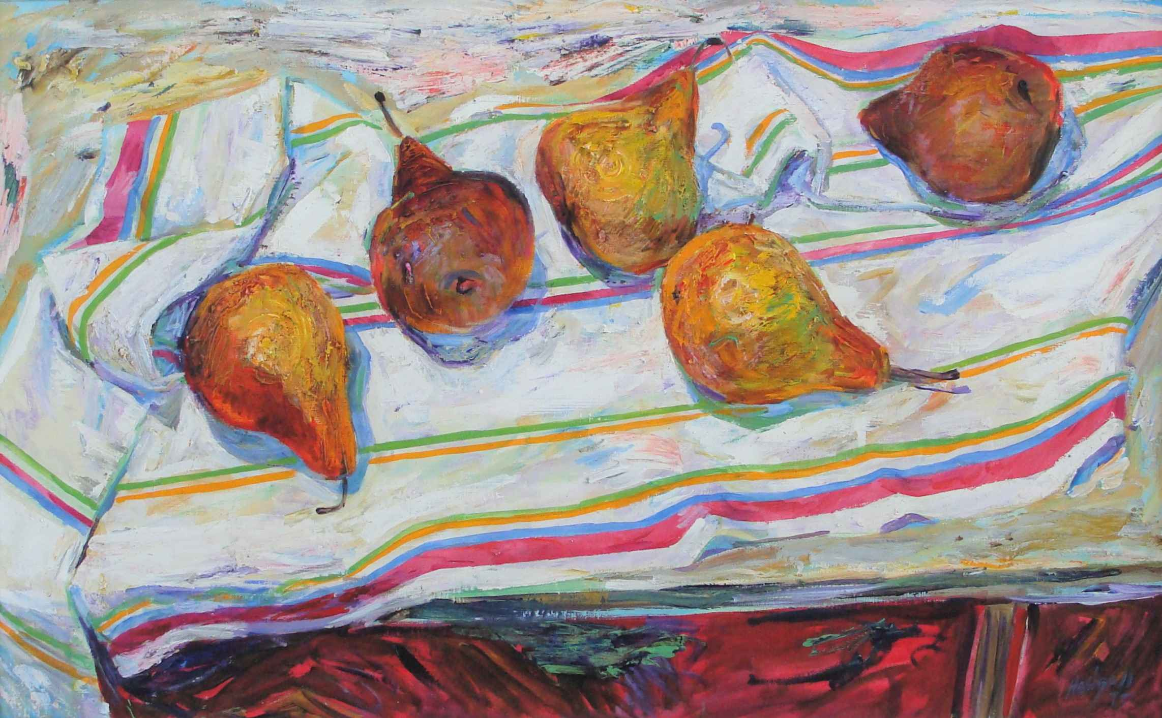 Untitled (Pears) by Mr. Robert Hodgell - Masterpiece Online