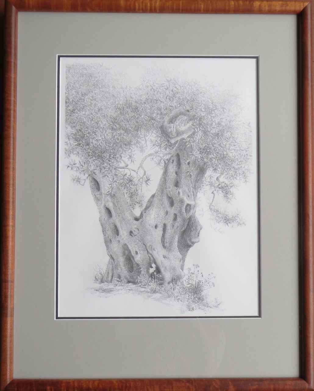 Majestic Tree by  Edwin B. Kayton - Masterpiece Online