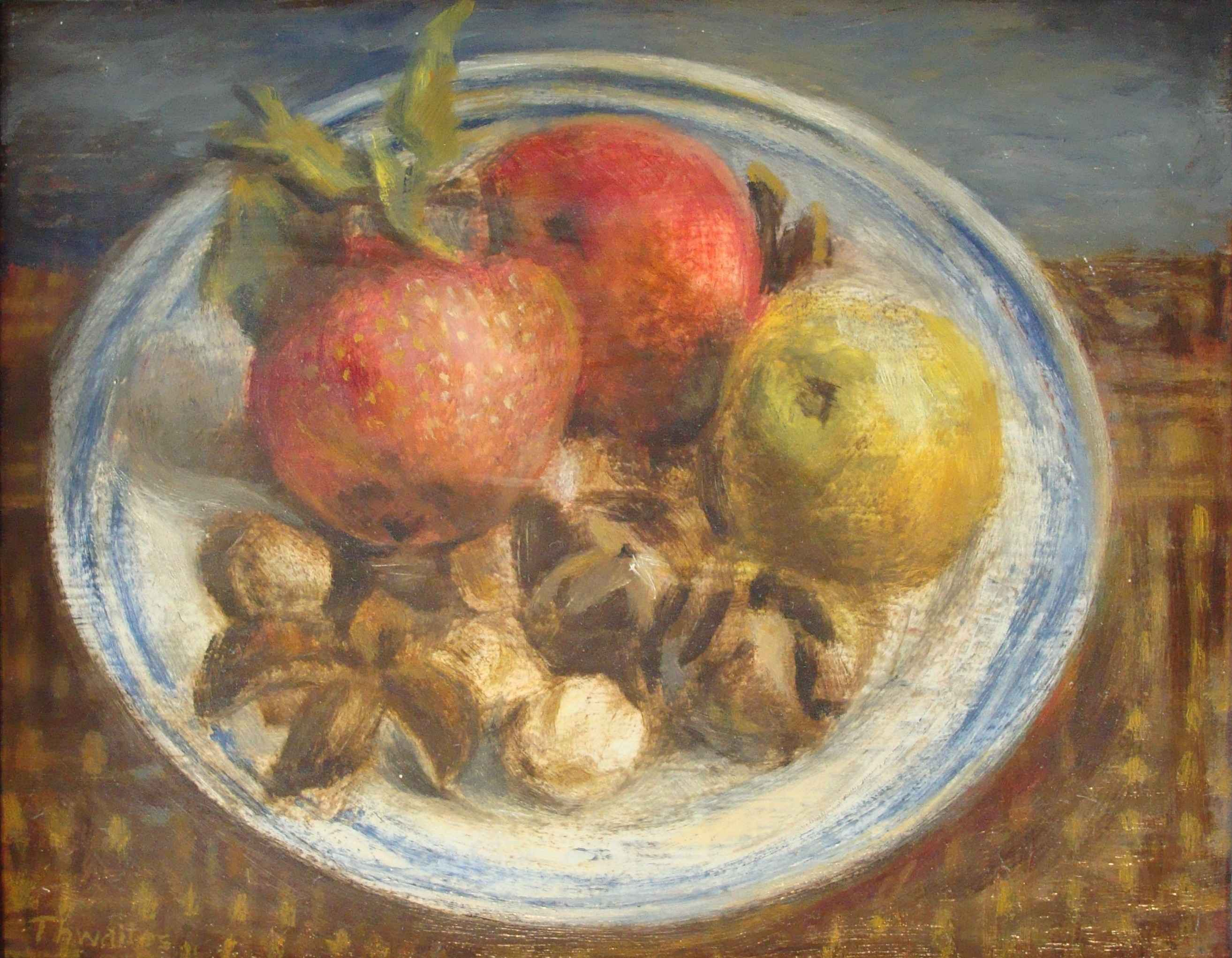 Apples and Hickory Nu... by Mr. Charles Thwaites - Masterpiece Online