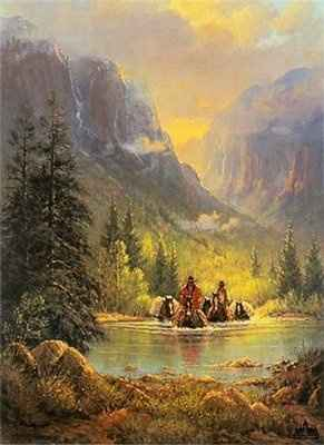 The American West - F... by  G Harvey - Masterpiece Online