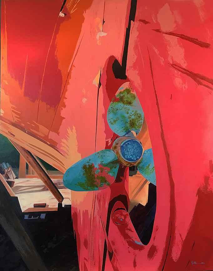 Ship Shape by  David Wallis - Masterpiece Online