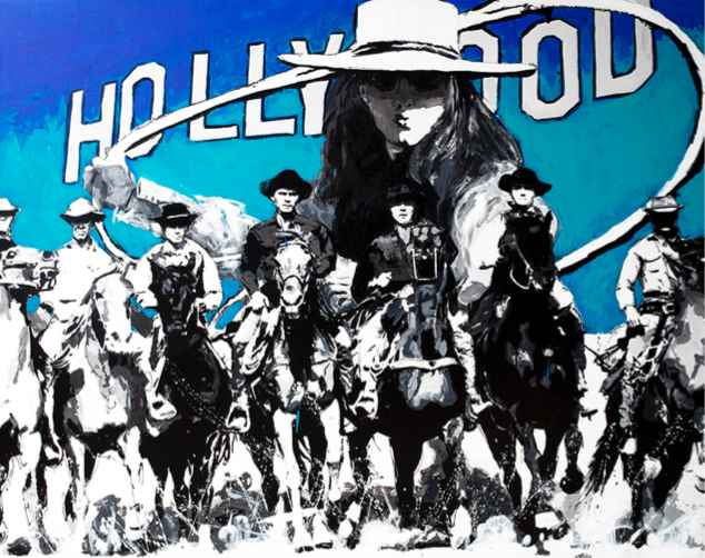 Hollywood  by  Holly Manneck