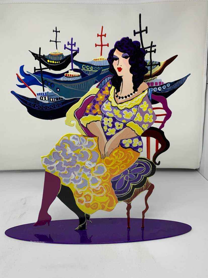Chantal IV by  Patricia Govezensky - Masterpiece Online