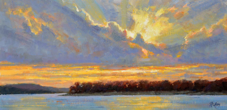 Evening Glow by Mr Bob Rohm - Masterpiece Online