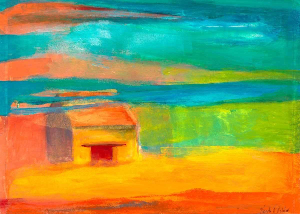 Summer Day by  Wendy Weldon - Masterpiece Online