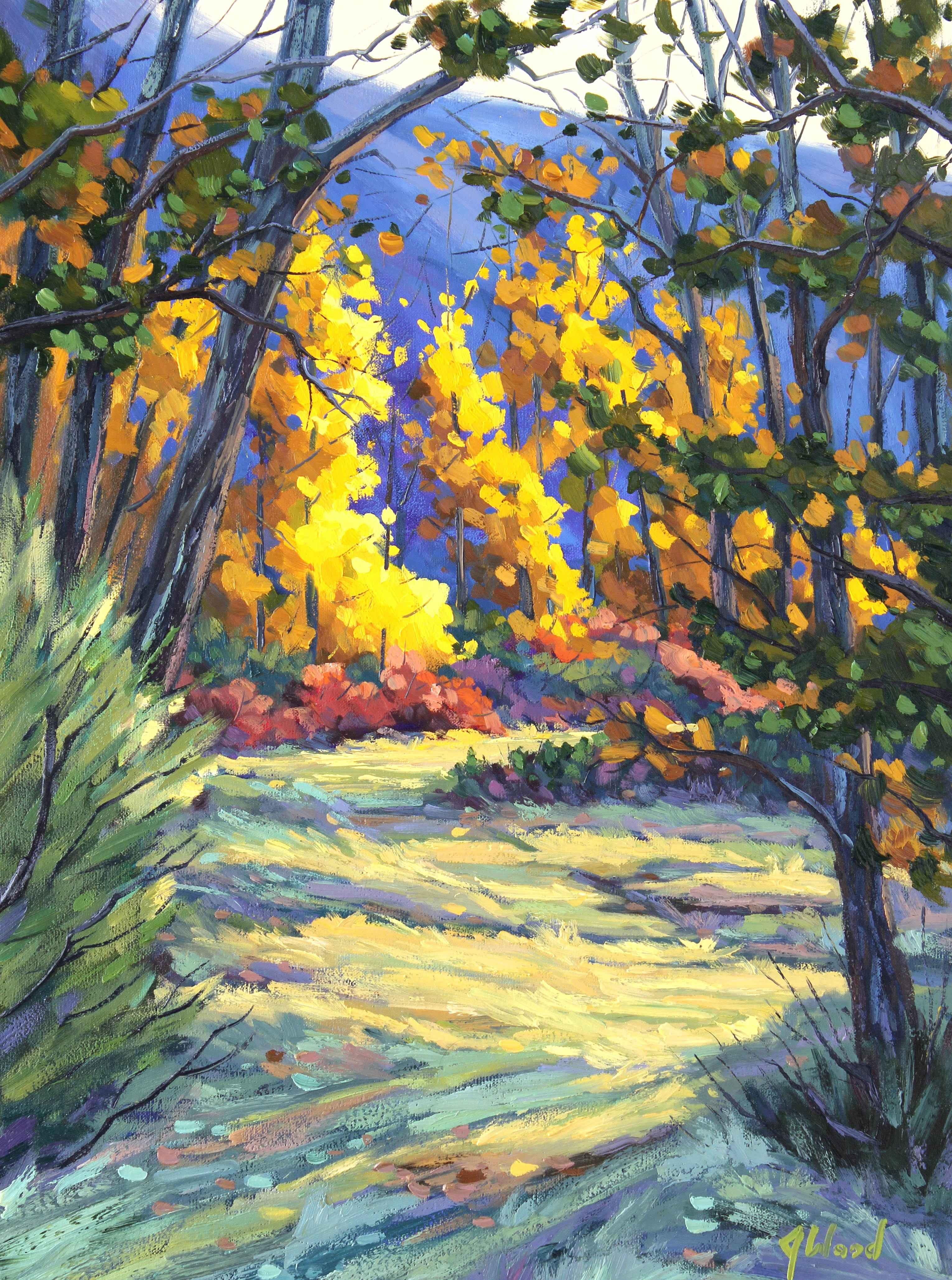 Autumn Palette  by  James Wood