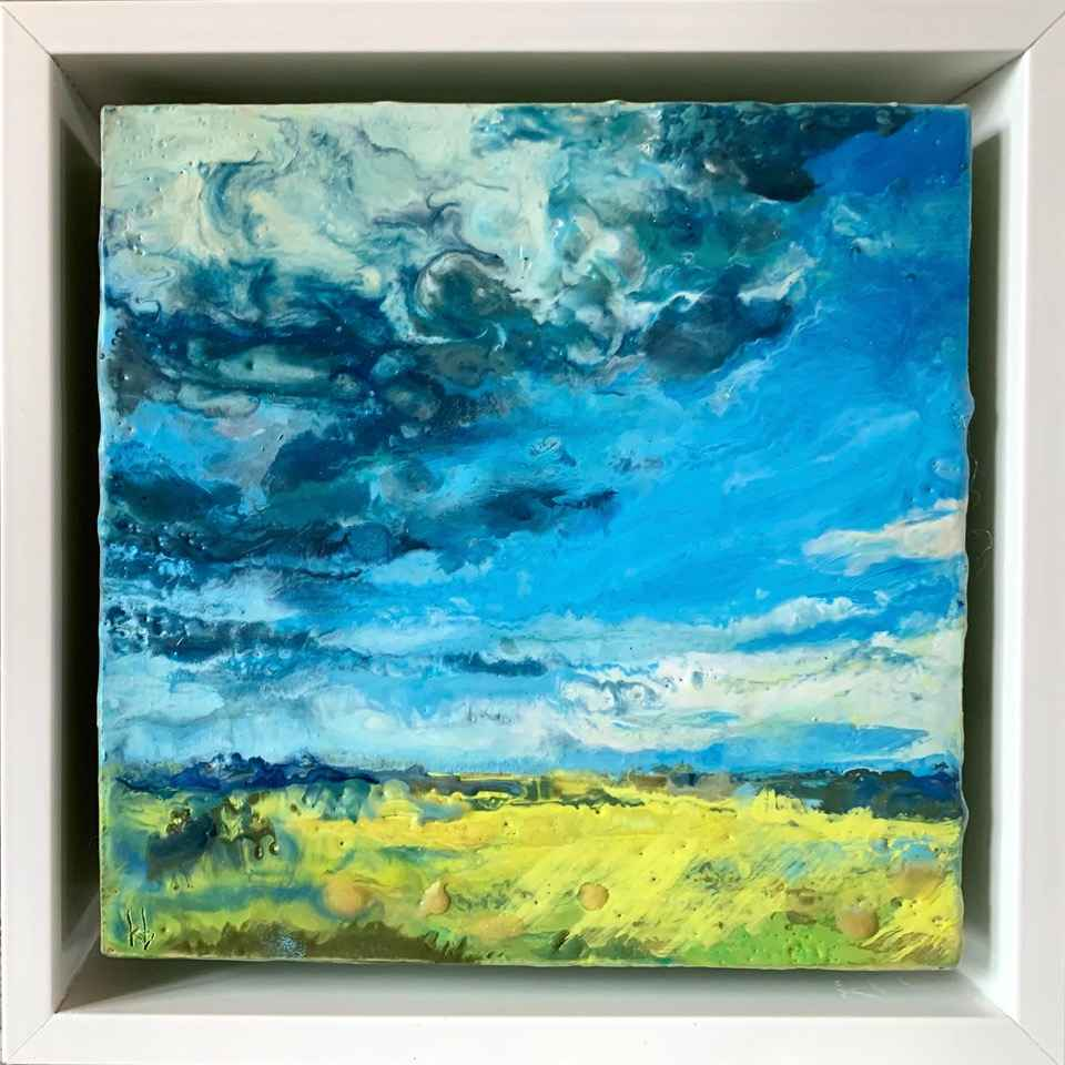 Storm Ahead by  Kathy Bradshaw - Masterpiece Online