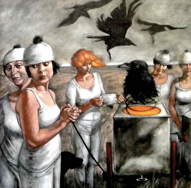 MWS: The Muses Were N... by  Barbara Waterman-Peters - Masterpiece Online