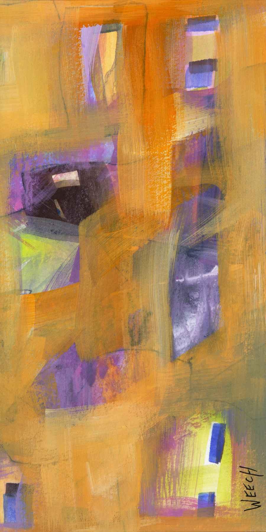 City Rhythm II by  Paula Weech - Masterpiece Online