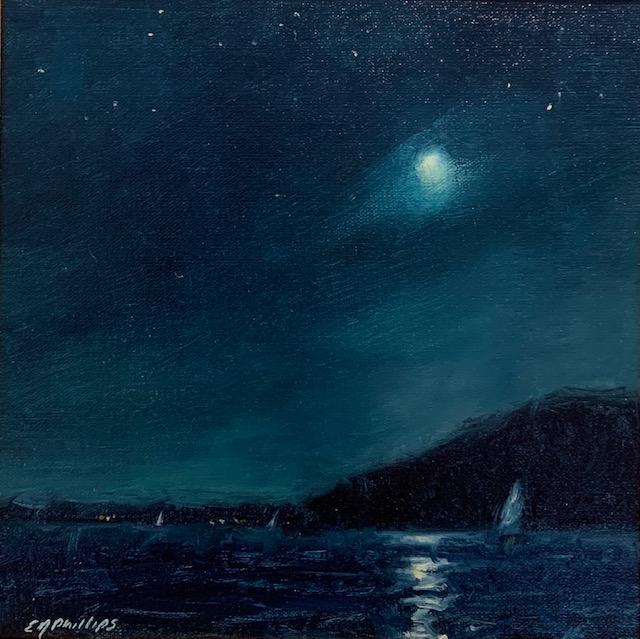 After Midnight by  Elise Phillips - Masterpiece Online