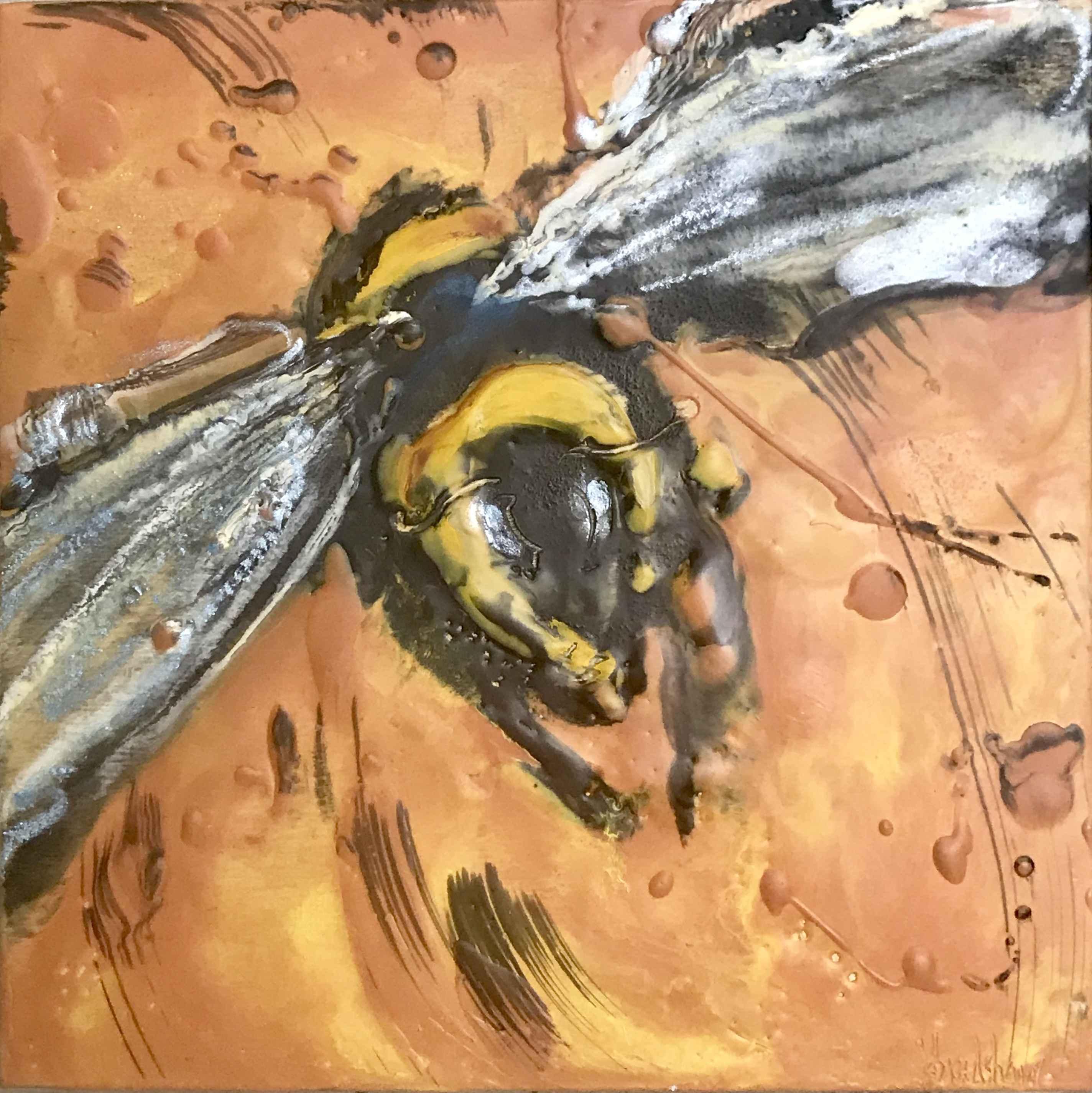 Buzzin' Hot by  Kathy Bradshaw - Masterpiece Online