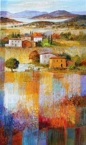 Country Houses by  Mario Malfer - Masterpiece Online