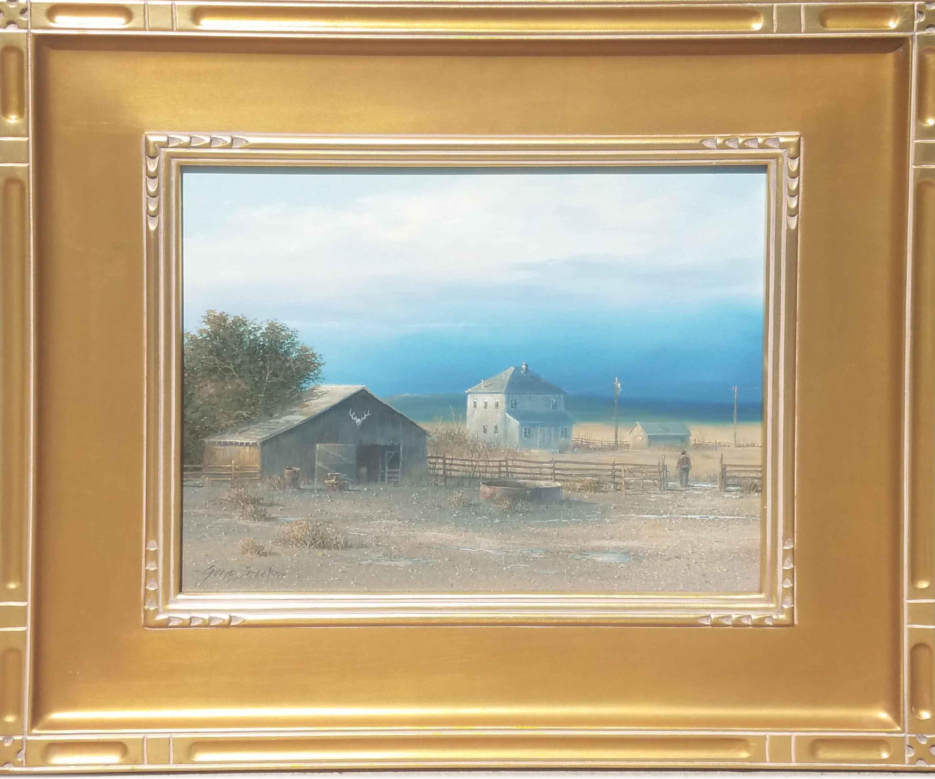 Rain Coming by  Gene Speck - Masterpiece Online