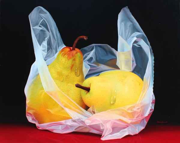 Cozy Prison (pears) by  Francisco  Cienfuegos Rivera - Masterpiece Online