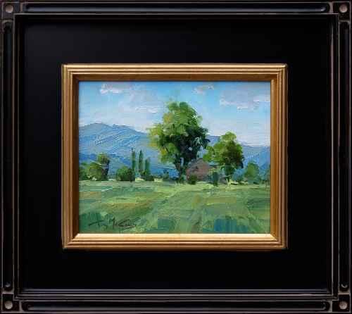 Spring Field by  Trey McCarley - Masterpiece Online