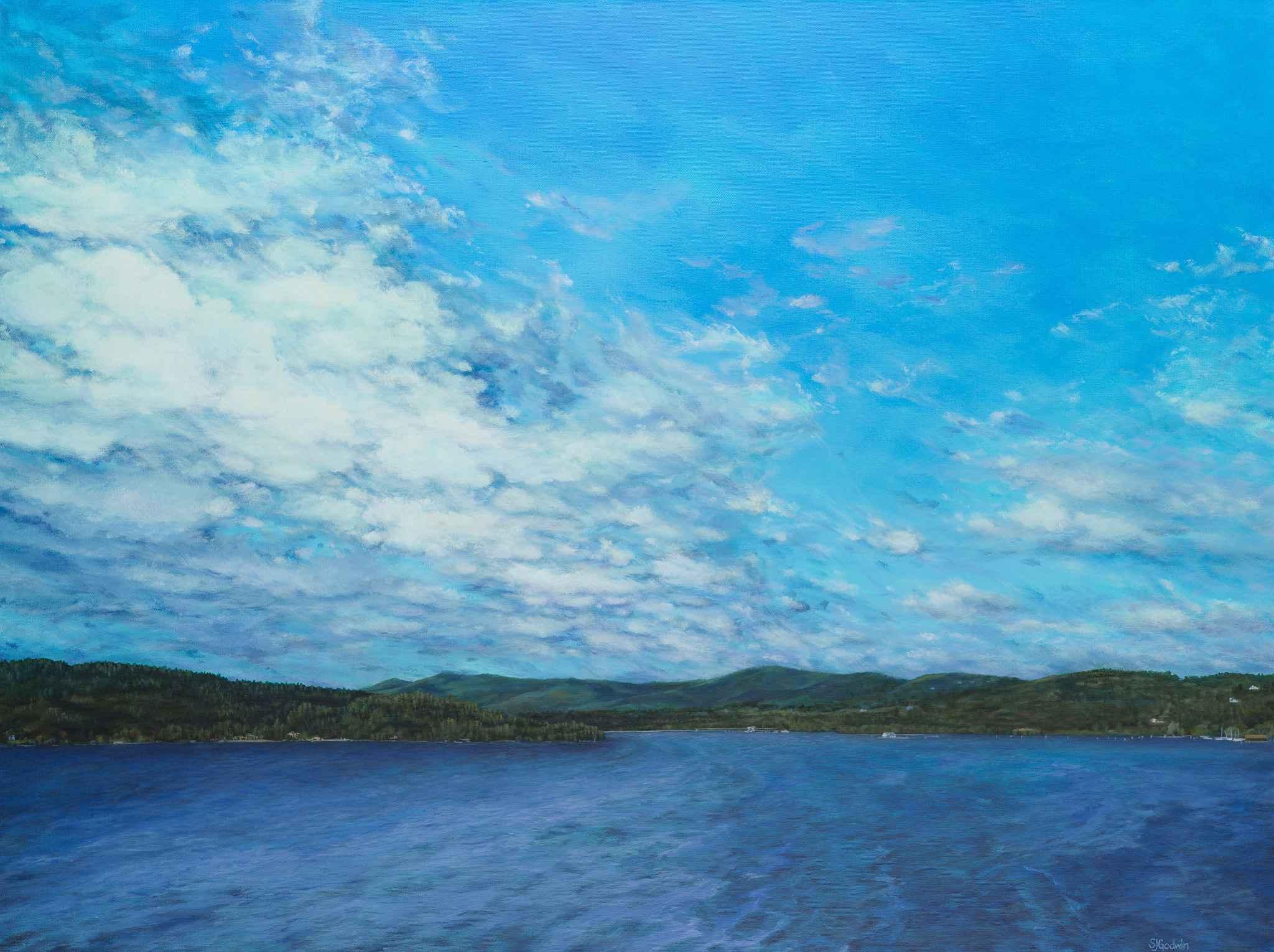 Harbinger of Change by  Sue Godwin - Masterpiece Online