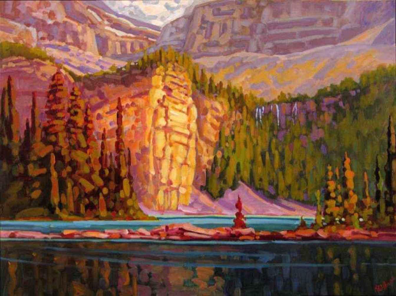OHara Cliffs by  Ken Gillespie - Masterpiece Online