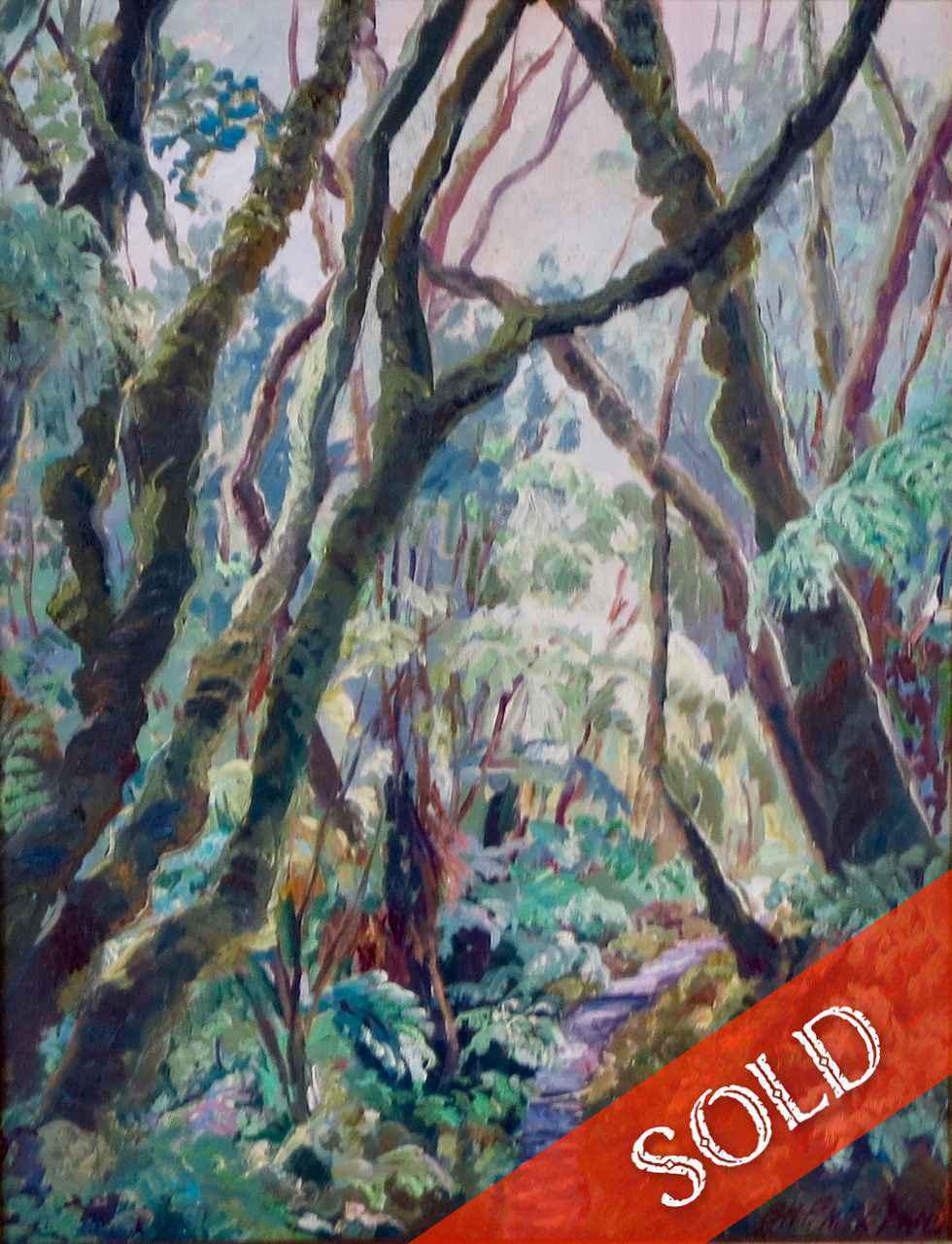 Kamakou Forest, Molok... by  Betty Hay Freeland - Masterpiece Online