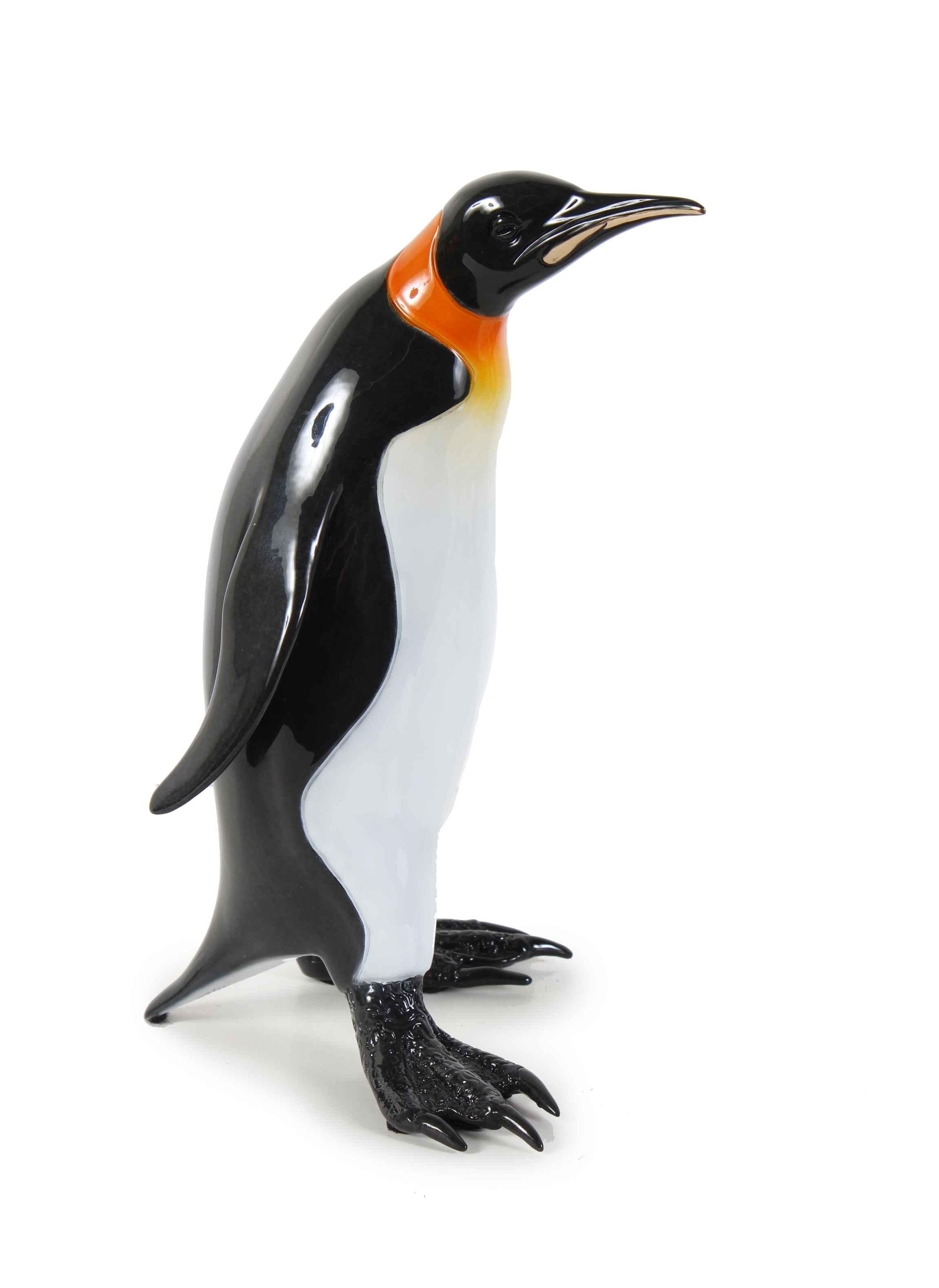 Emperor Penguin I represented  by  Brian Arthur