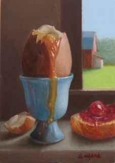 Egg for Breakfast