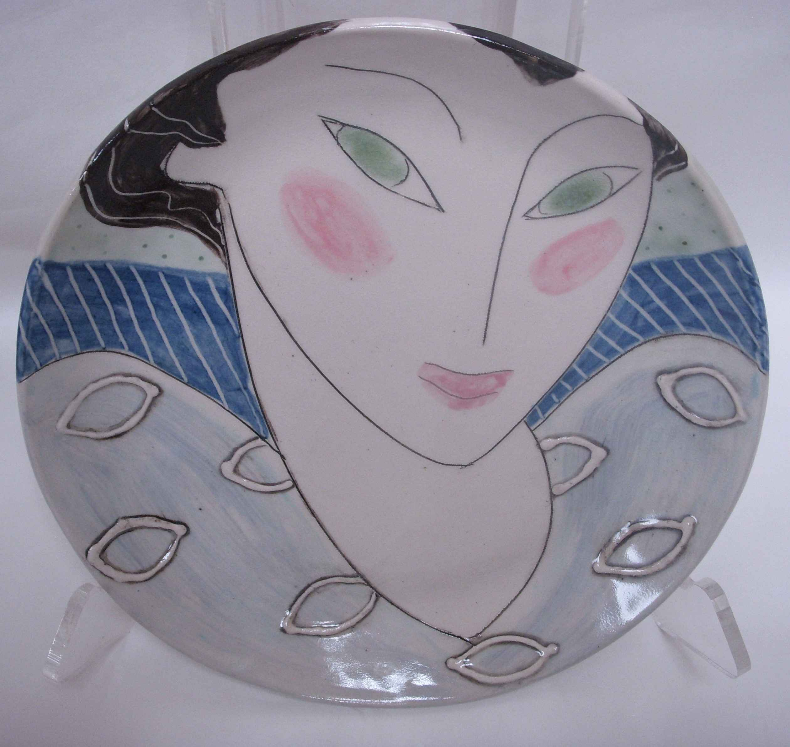 Unknown (woman w/ pri... by  Faye Nakamura - Masterpiece Online