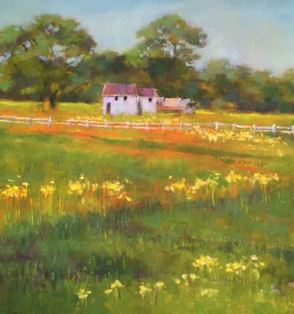 Goldenrod by  Sharon McCann Daly - Masterpiece Online