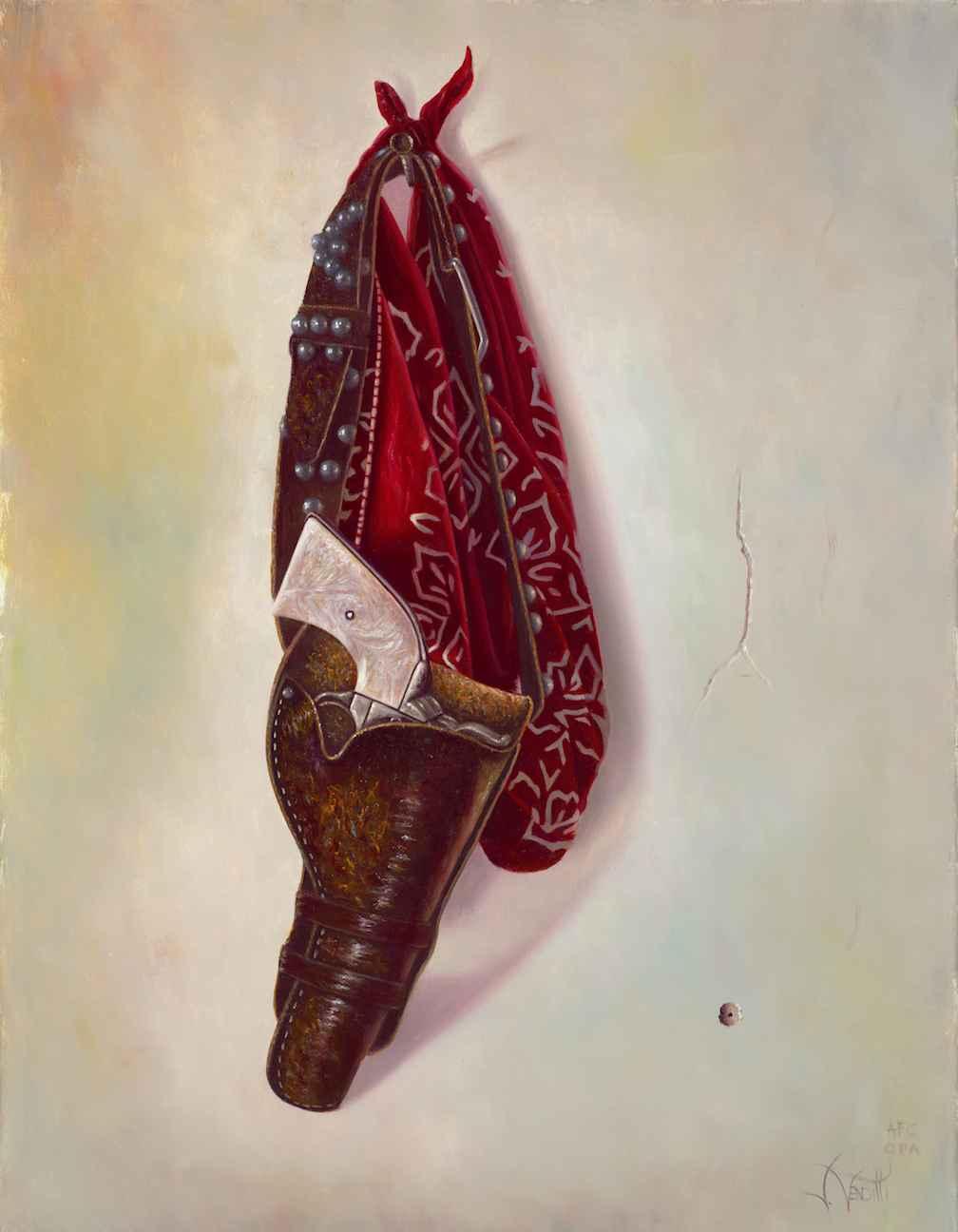 Colt 45 by  Jerry Venditti - Masterpiece Online