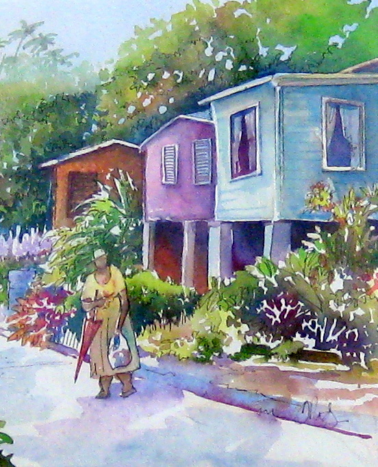 Heading Home by Ms. Margaret Rodriguez - Masterpiece Online