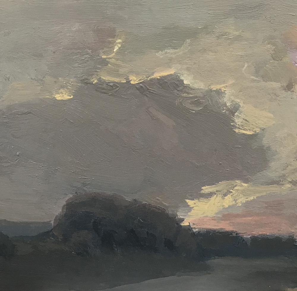 Cloud Sketch II  by  Brian Sindler