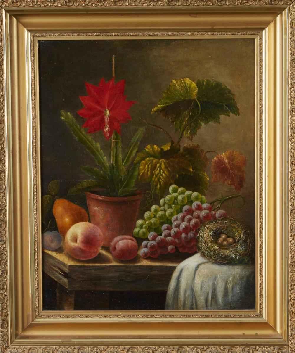 Still Life by  William Hughes - Masterpiece Online