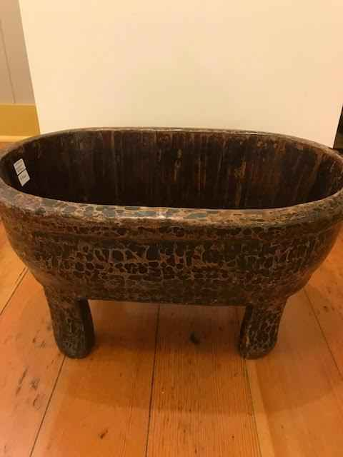 Elm Wood Lacquer Bowl by   Unknown - Masterpiece Online
